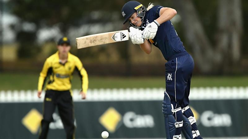 CRICKET WNCL VIC WA Ellyse Perry