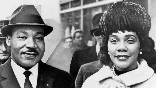 PHOTO: Dr. Martin Luther King and his wife Coretta Scott King pose for a portrrait in 1964. (Library of Congress/Getty Images)