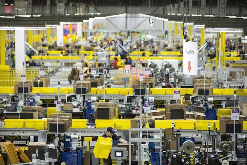 Amazon to build first Quebec fulfilment centre next year, create 300 jobs
