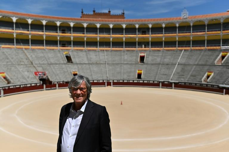 Las Ventas bullring's French director Simon Casas: 'You have to follow things through otherwise it becomes a performance and not a ritual'