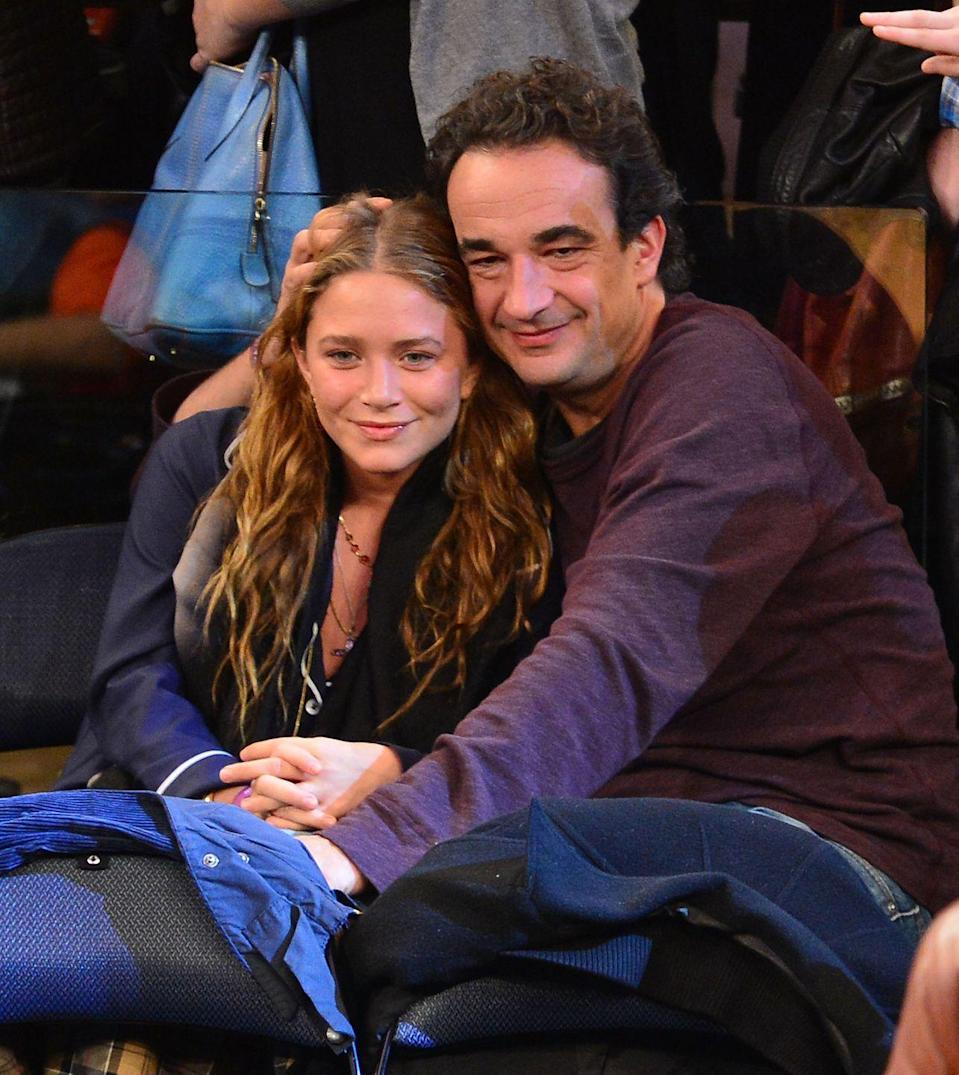 """<p>Notoriously private ex-couple Mary-Kate Olsen and Olivier Sarkozy were suddenly thrust into the spotlight after five quiet years of marriage during <a href=""""https://www.cosmopolitan.com/entertainment/celebs/a32629190/mary-kate-olsen-olivier-sarkozy-divorce-timeline/"""" rel=""""nofollow noopener"""" target=""""_blank"""" data-ylk=""""slk:their &quot;ugly&quot; and &quot;heated&quot; divorce"""" class=""""link rapid-noclick-resp"""">their """"ugly"""" and """"heated"""" divorce</a>. </p><p>It started off when <a href=""""https://www.vanityfair.com/style/2020/05/mary-kate-olsen-divorce-ex-wife-hamptons"""" rel=""""nofollow noopener"""" target=""""_blank"""" data-ylk=""""slk:Olivier allegedly forced Mary-Kate to GTFO of their NYC apartment while Mary-Kate tried to speed up the divorce over fears of him disposing of her personal property"""" class=""""link rapid-noclick-resp"""">Olivier allegedly forced Mary-Kate to GTFO of their NYC apartment while Mary-Kate tried to speed up the divorce over fears of him disposing of her personal property</a>...not the cleanest celeb split by any means!!</p>"""