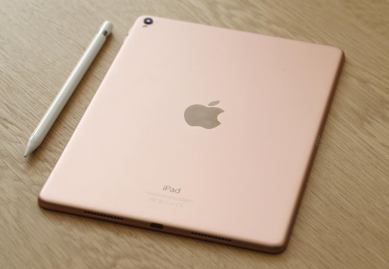 iPad Pro 2 10.5 Inch Launching In Early April?