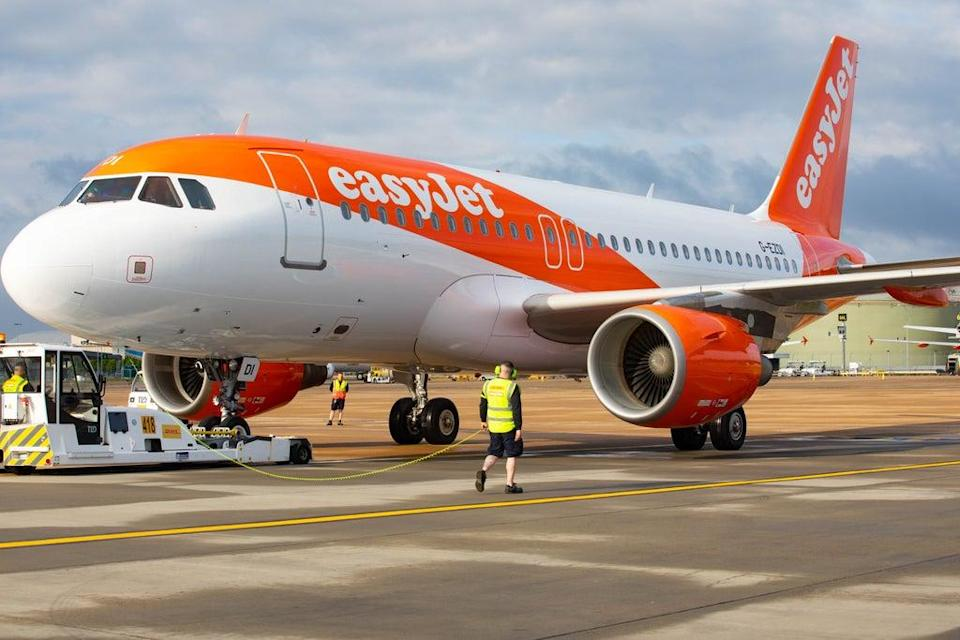 EasyJet and other airlines want to bounce back from the pandemic (David Parry/PA) (PA Wire)
