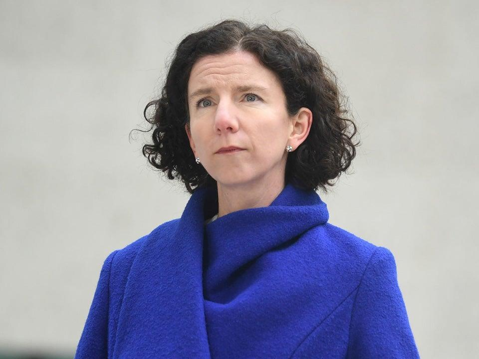 Anneliese Dodds  (PA)