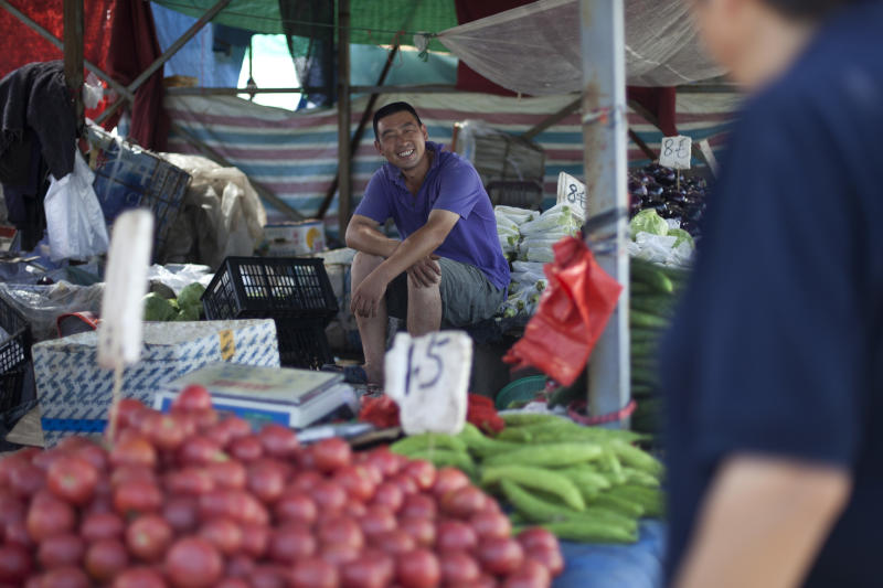 China's July inflation holds steady