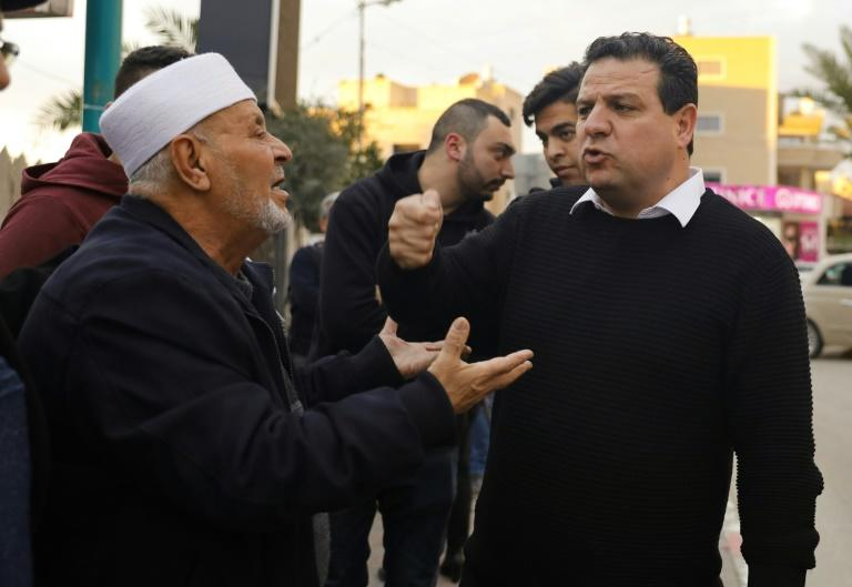 Odeh's mishmash coalition of Islamists, Arab nationalists and communists is hoping record turnout among Arab Israelis and increased support from left-wing Jews could see it better its September performance when it emerged as the third largest bloc