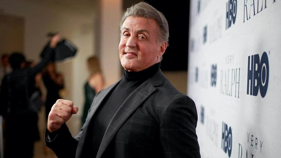 Sylvester Stallone joins