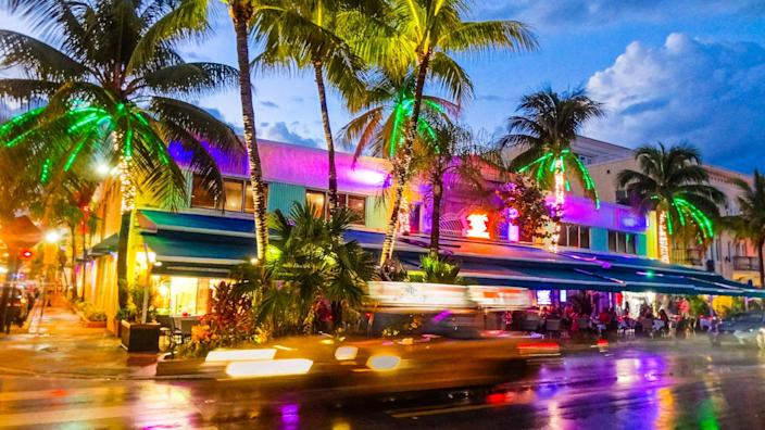 Miami Beach Mayor Dan Gelber says he hasn't ruled out shutting down Ocean Drive, which has attracted young crowds looking to party despite Florida's high COVID-19 infection rate.
