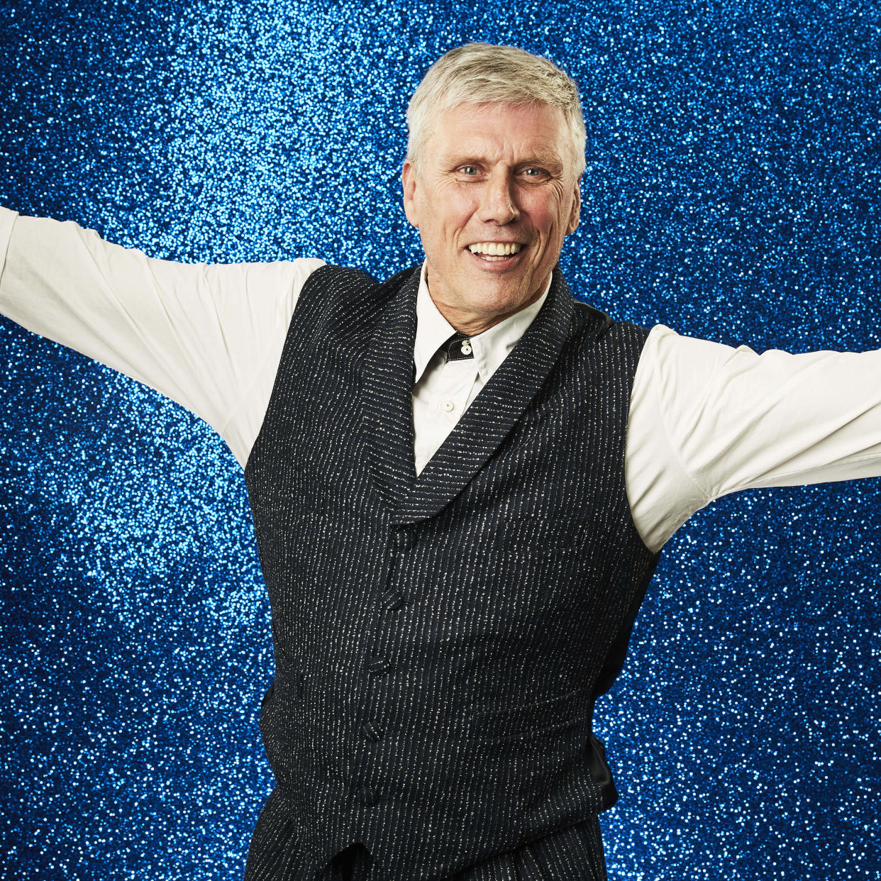 From ITV Studios  Dancing on Ice: SR14 on ITV and ITV Hub  Pictured: Bez.  This photograph is (C) ITV Plc and can only be reproduced for editorial purposes directly in connection with the programme or event mentioned above, or ITV plc. Once made available by ITV plc Picture Desk, this photograph can be reproduced once only up until the transmission [TX] date and no reproduction fee will be charged. Any subsequent usage may incur a fee. This photograph must not be manipulated [excluding basic cropping] in a manner which alters the visual appearance of the person photographed deemed detrimental or inappropriate by ITV plc Picture Desk.  This photograph must not be syndicated to any other company, publication or website, or permanently archived, without the express written permission of ITV Picture Desk. Full Terms and conditions are available on the website www.itv.com/presscentre/itvpictures/terms  For further information please contact: james.hilder@itv.com / 0207 157 3052
