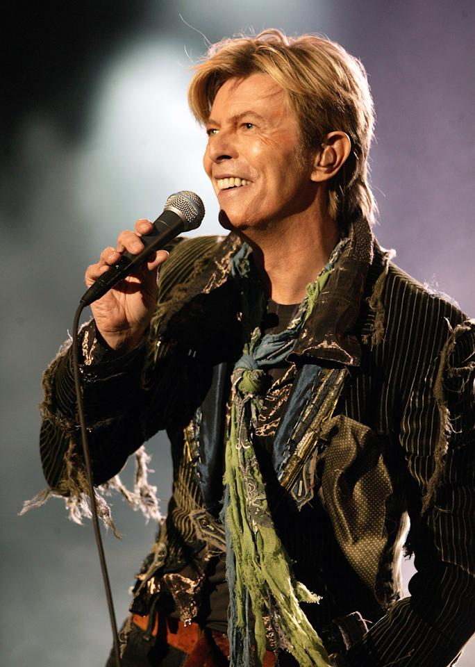 <p>In 1984, Bowie took home his one competitive Grammy, for Best Video, Short Form. This year, he's likely to win four posthumous awards, for Best Alternative Music Album, Best Rock Performance, Best Rock Song for the title track, and Best Engineered Album, Non-Classical.(Photo: Dave Hogan/Getty Images) </p>