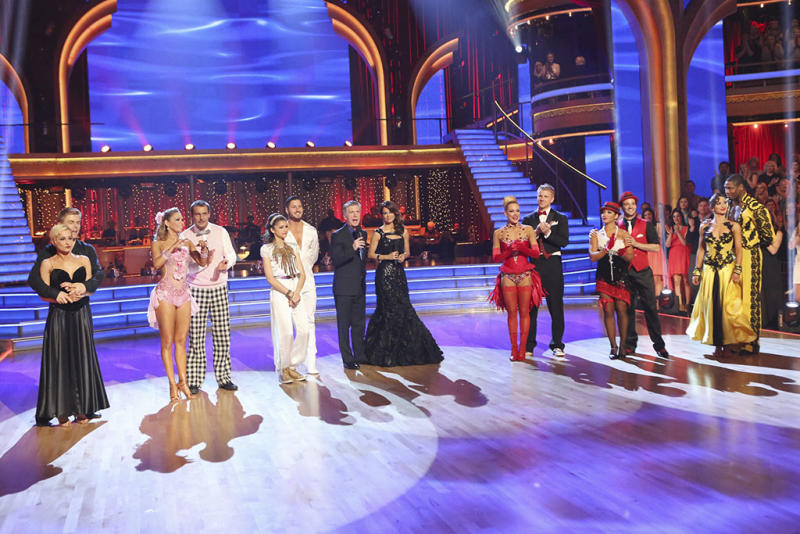 "The cast of ""Dancing With the Stars"" (5/6/13)"
