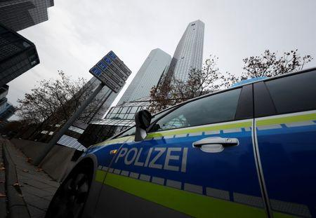 Deutsche Bank offices raided in money laundering probe