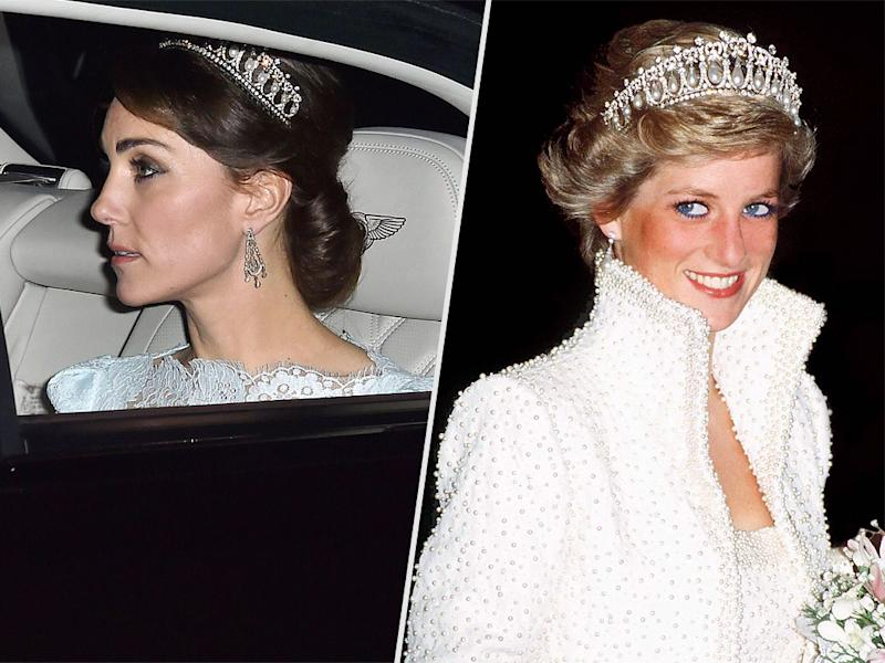 The Amazing History Behind Princess Kate S Lover S Knot