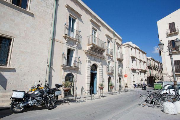 PHOTO: Street at Algila Ortigia Charme Hotel in Syracuse. (Oyster.com)