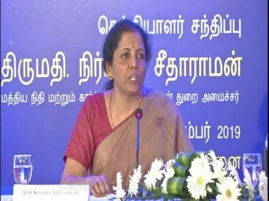 Nirmala Sitharaman blames 'millennial mindset' for car sector slowdown, but who's at fault for drop in truck sales?