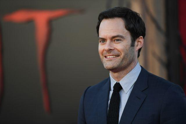 Dark comic: Bill Hader on 'Barry' and 'It 2'