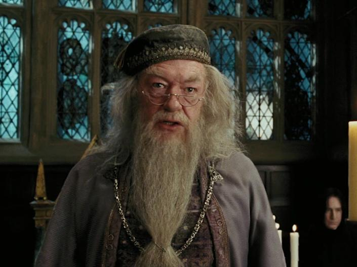 Harry potter dumbledore