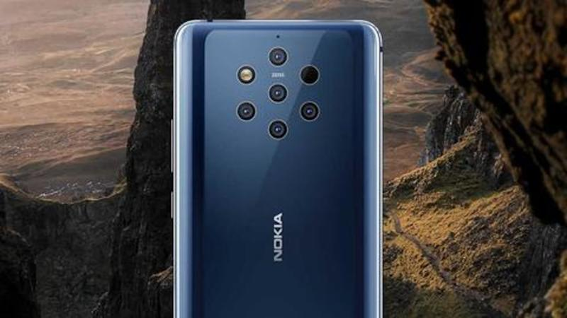 HMD Global Examining Nokia 9 Fingerprint Sensors Issue