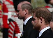 Prince William and Prince Harry's relationship -- once close -- has soured