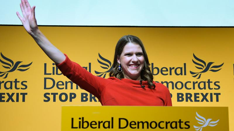 Jo Swinson rejects idea of coalition with Boris Johnson-led Tories