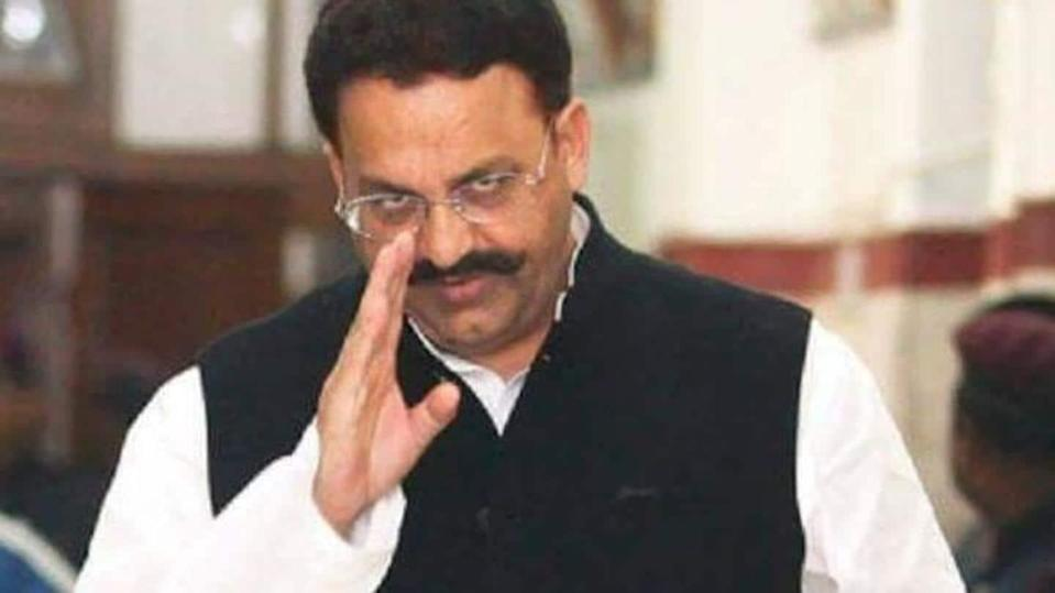 In UP Police custody, Mukhtar Ansari to reach Banda tomorrow