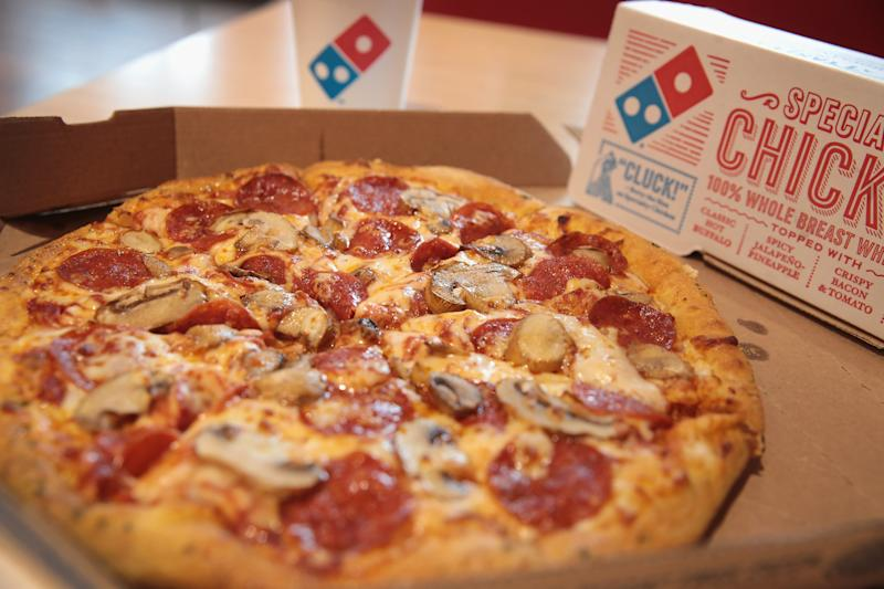 Domino's drops as slower sales growth drives less robust outlook