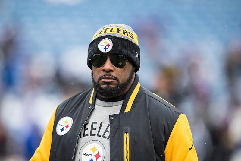 9bc3bcc21 Cool customer  Steelers players say coach Mike Tomlin kept the same outlook  even as the