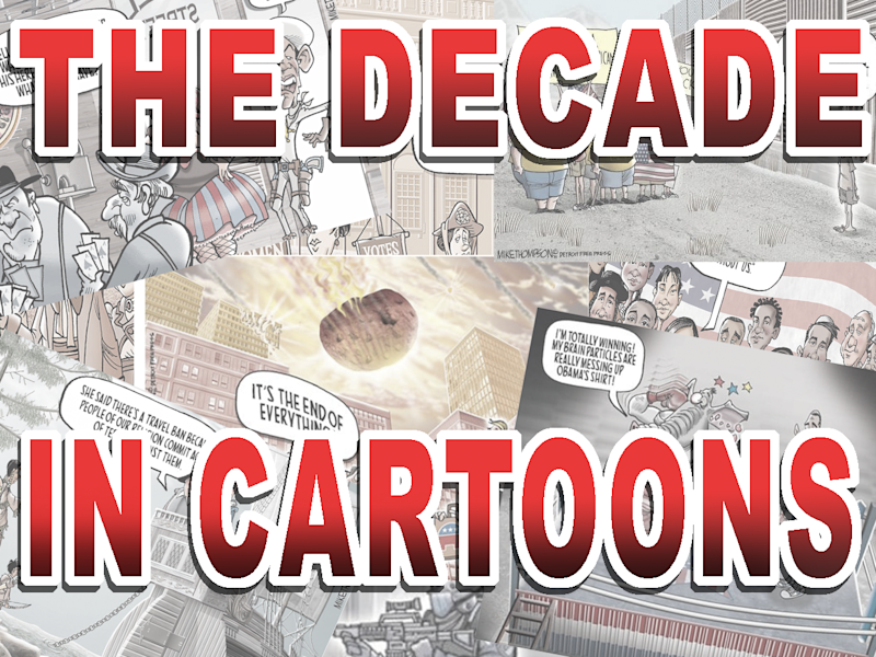 The decade in cartoons: Best of Gary McCoy