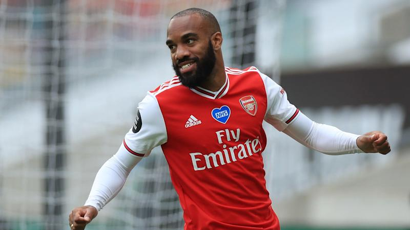 Lacazette pledges future to Arsenal amid Juventus links, saying: Something is happening under Arteta