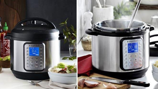 This Instant Pot is the perfect kitchen accessory to have while we're all staying at home.
