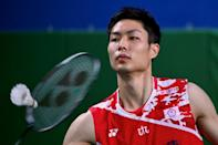 Chou, who reached the last eight at Rio 2016, believes he may have a shot at the gold medal in Tokyo