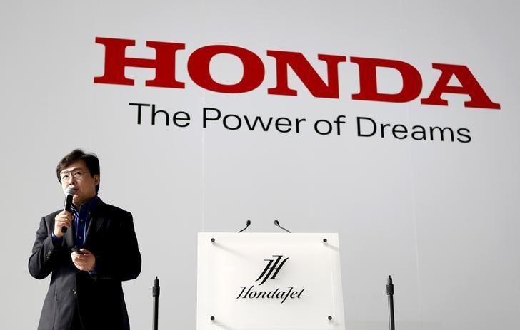Honda plans to produce 80 business jets annually by march 2019 for Honda finance corporation