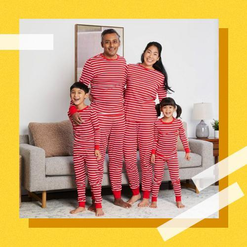 Matching family pajamas, best Christmas gifts