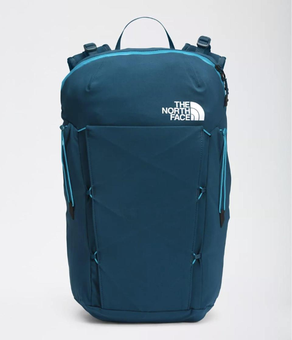 """<p>""""I'm a fan of <span>The North Face Advant 20 Backpack</span> ($119) because it has many waterproof and weatherproof features, and it even has a laptop pocket. I like to use it for travel, but I'm also excited to bring it along for hikes this summer."""" - Sam Brodsky, assistant editor, Fitness</p>"""