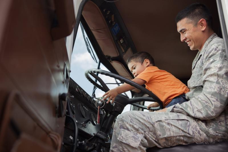 The 10 best companies for veterans