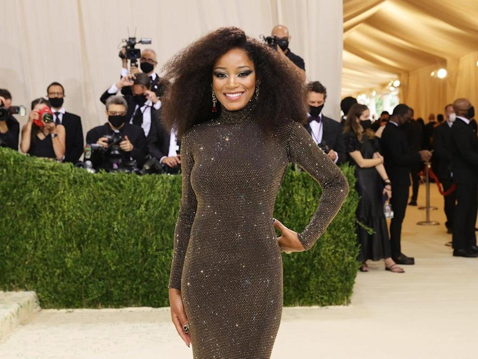 Keke Palmer apologises to Met Gala chef (Getty Images)