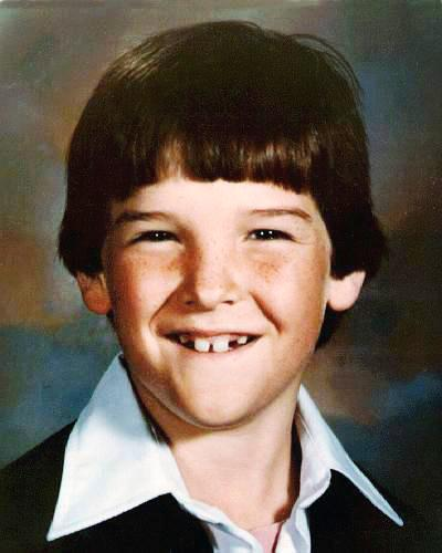 Kevin Collins, 10, of San Francisco, who has been missing since 1984   National Center for Missing and Exploited Children