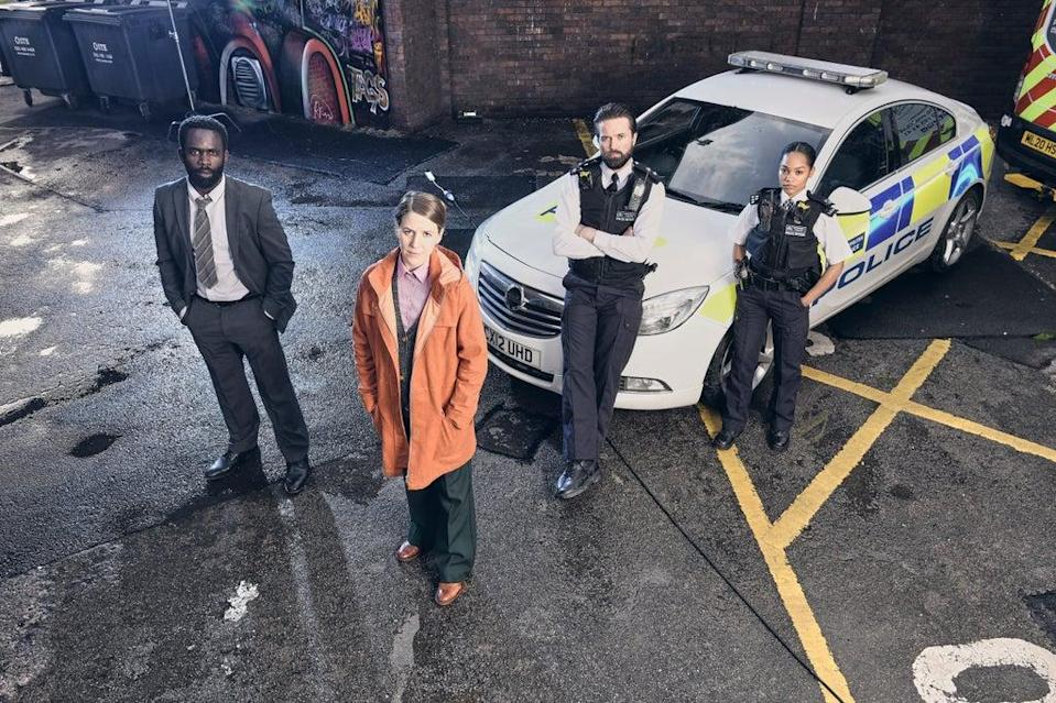 Another crime thriller to keep you gripped (ITV)
