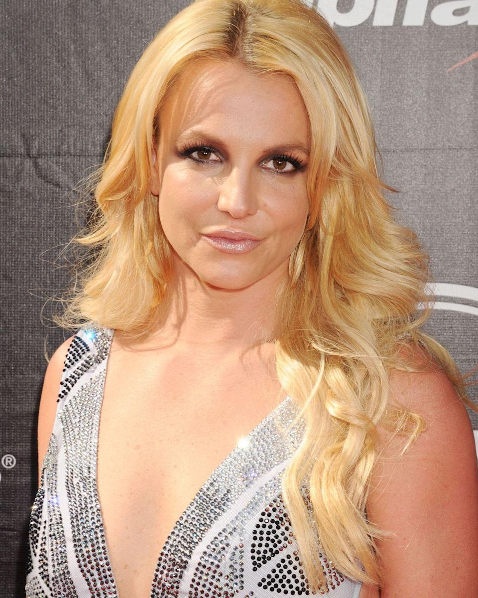 """<p>During her performance in London's O2 Arena, Spears requested that a framed photo of Princess Diana be hung in her dressing room because, <a href=""""https://www.mirror.co.uk/3am/celebrity-news/britney-spears-back-to-best-with-a-wacky-88222"""" rel=""""nofollow noopener"""" target=""""_blank"""" data-ylk=""""slk:reportedly,"""" class=""""link rapid-noclick-resp"""">reportedly, </a>""""Britney adores the monarchy. Diana was in many ways her inspiration."""" She also really wanted some McDonald's cheeseburgers...but hold the buns.</p>"""