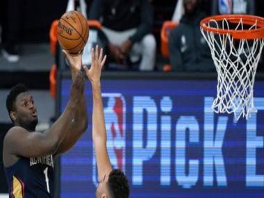 NBA: Zion Williamson starts, but doesn't finish, for New Orleans Pelicans in 104-106 loss to UtahJazz