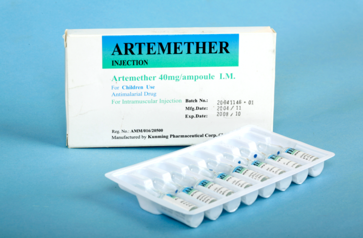 The artemether-lumefantrine drug has failed for the first time (Rex)