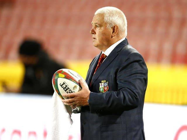 Warren Gatland expects the Sharks to be a step up in class after the Sigma Lions were crushed on Saturday