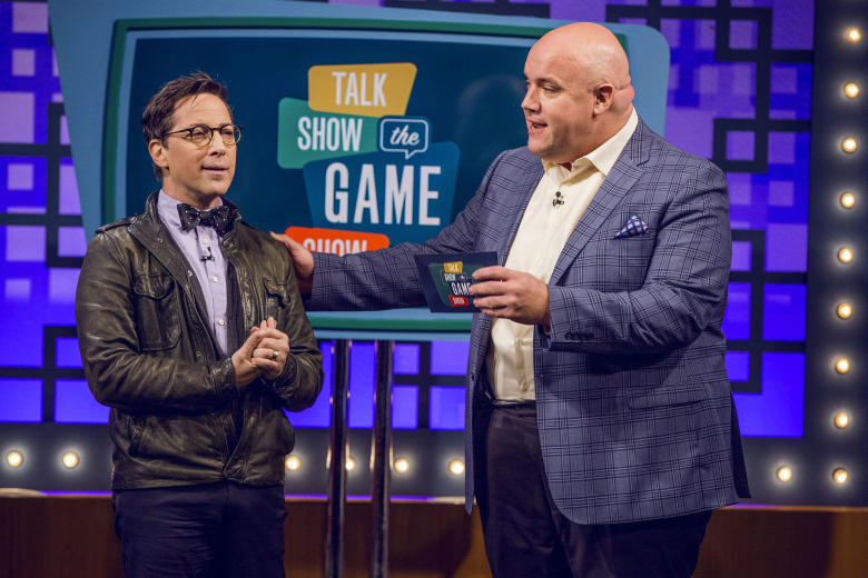Talk Show the Game Show Shoot ID 26660_001