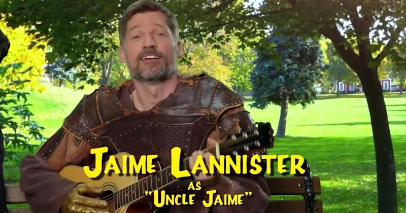 Jimmy Kimmel stages own   Game of Thrones spin-off with 'Full House Lannister'