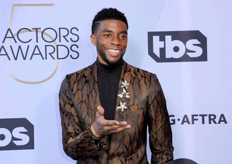 'Black Panther' star Chadwick Boseman dies of cancer at 43