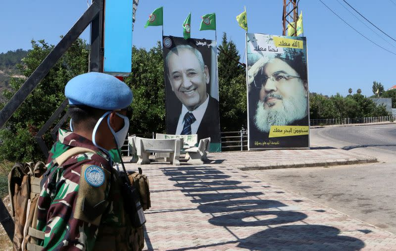 U.S. blacklists ex-Lebanese ministers over Hezbollah ties, vows more action