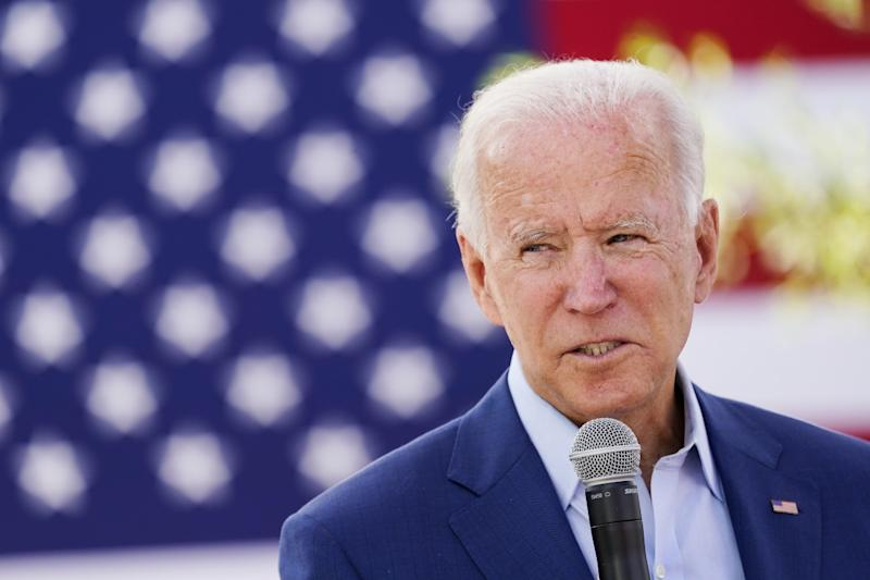 Joe Biden Tests Negative for Coronavirus, Urges Americans to Wear a Mask and Keep Social Distance
