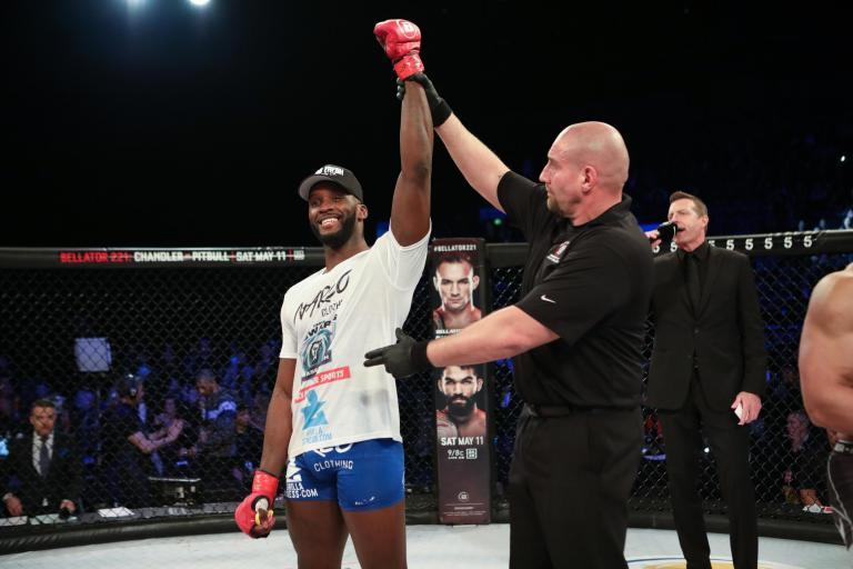 Fabian Edwards added to Bellator London card after signing new multi-fight contract