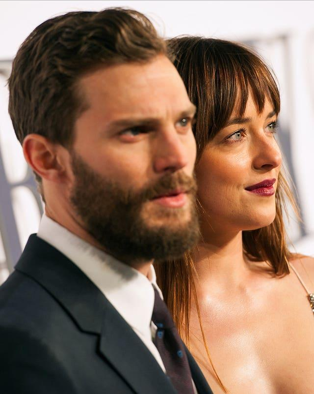 Fifty Shades Of Grey UK Premiere – London
