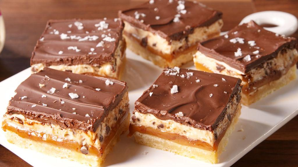 <p>These crowd favorites are so much easier to make than cookies. </p>